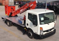 Telescopic Truck Mounted Boom Lifts