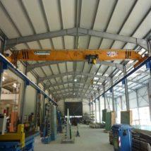 Standard Configuration & Low Headroom Bridgecranes
