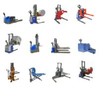 Special Applications Forklifts & Stackers