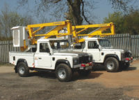 Articulated Truck Mounted Boom Lifts