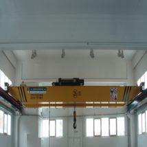 Double Girder Standard & Low Headroom Bridgecranes