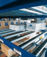 Live Carton Storage Systems