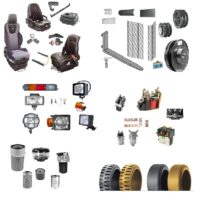 FORKLIFTS' SPARE PARTS